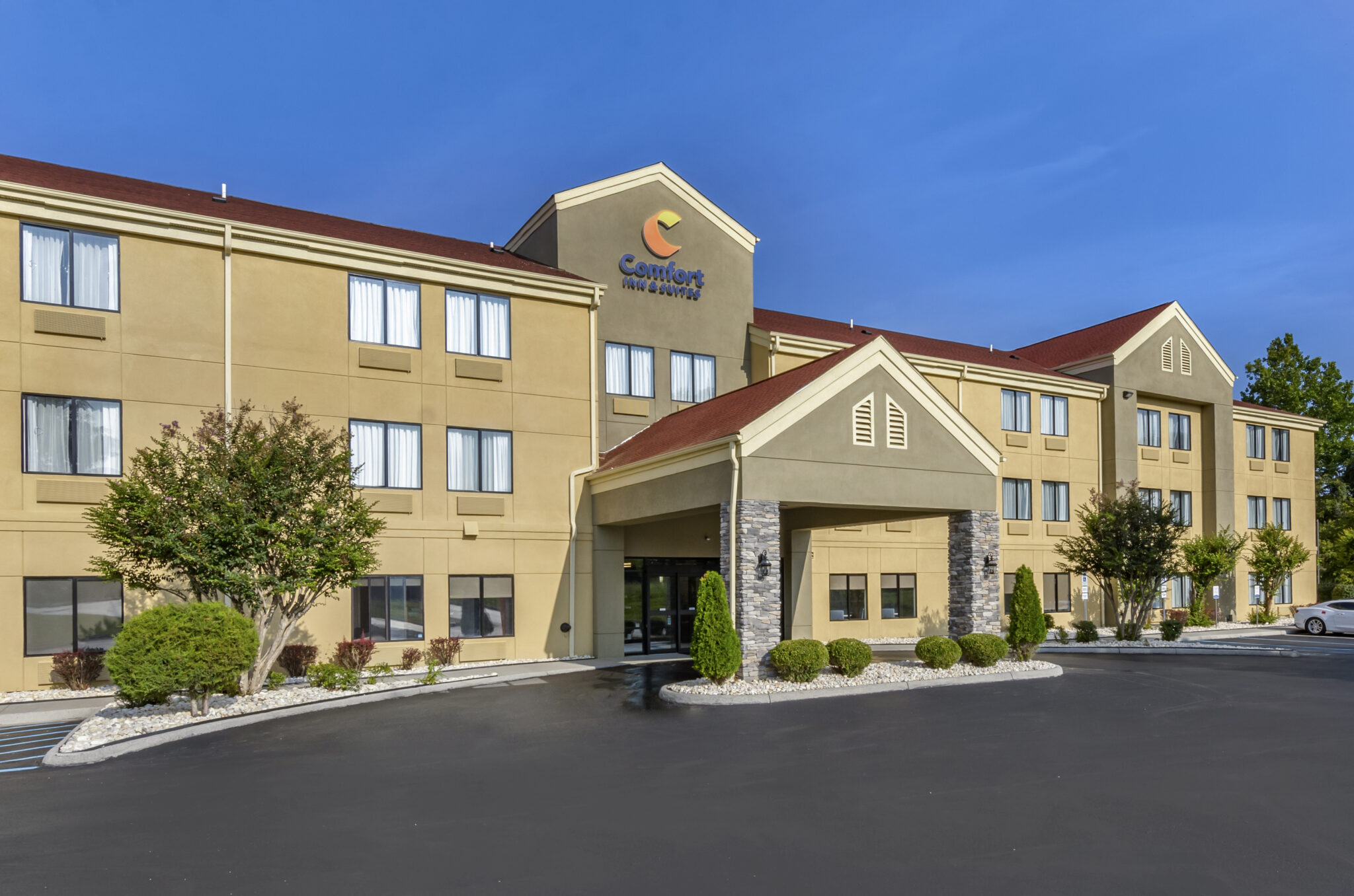 Comfort Inn and Suites North Roanoke